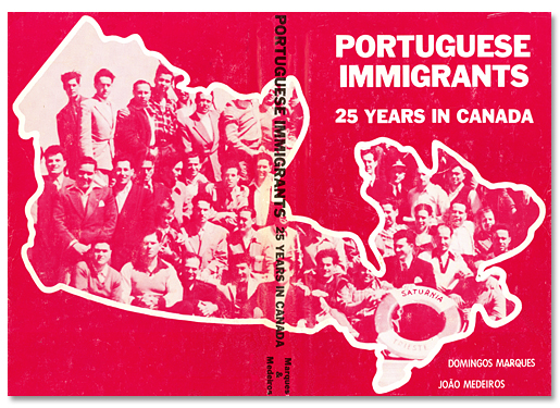 Portuguese Immigrants: 25 Years in Canada
